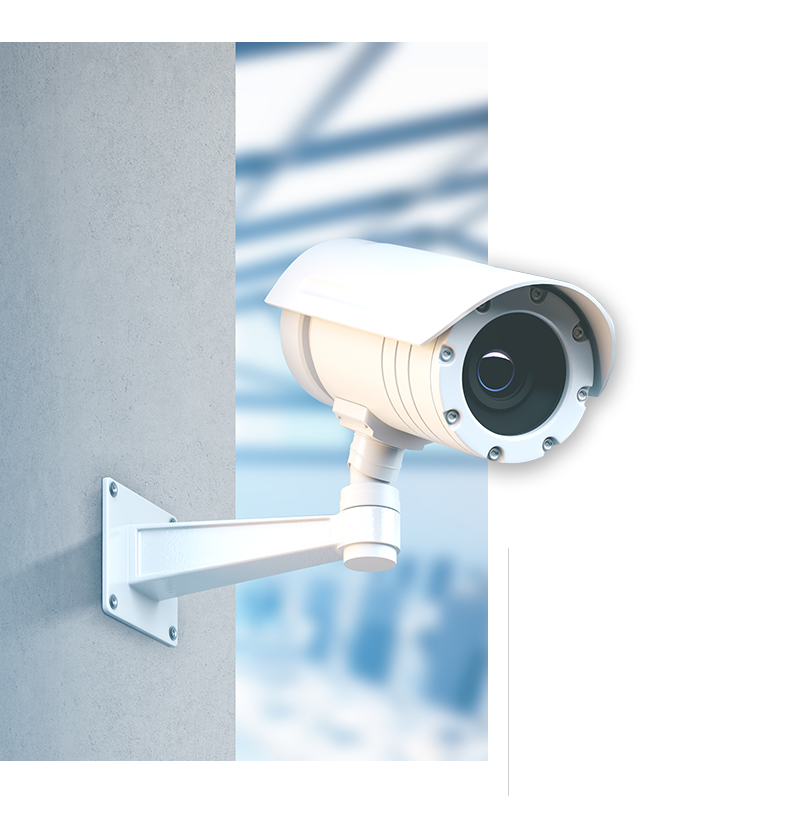 Alarm Monitoring CCTV Camera