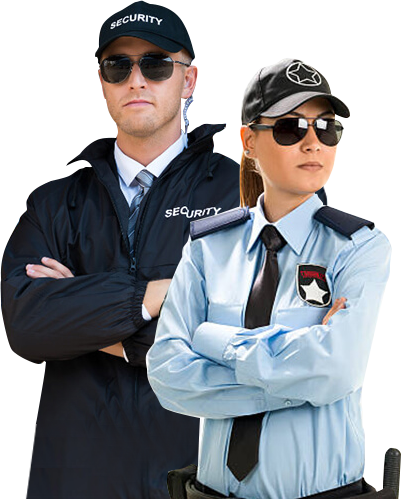 police | security guards