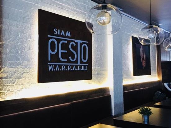 Siam Pesto Thai Restaurant Warragul